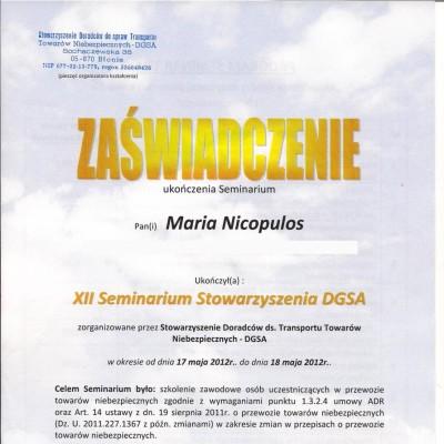 31. 2012 MN SDGSA