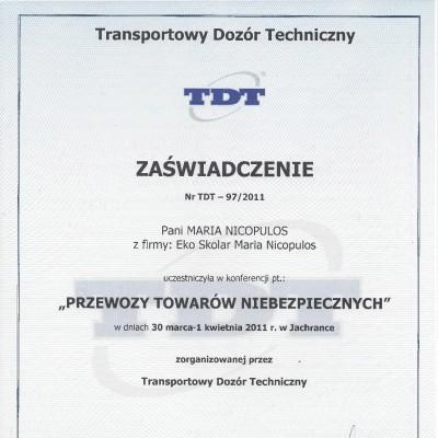 35. 2011 MN TDT