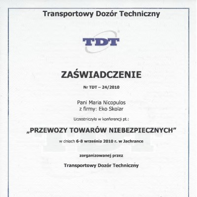 39. 2010 MN TDT