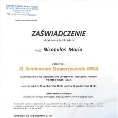 40. 2010 MN SDGSA