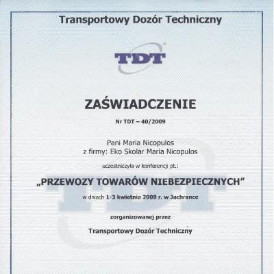 48. 2009 MN TDT