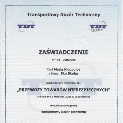 52. 2008 MN TDT
